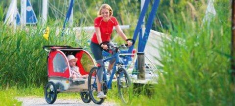 Bavaria Fahrrad Anh 228 Nger Kinder Anh 228 Nger