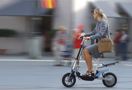 Electric Surfer